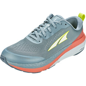 Altra Paradigm 5 Running Shoes Women gray/coral